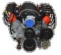 LSX 454ci 700 HP Turn Key Engine Assembly - Street