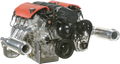 LS1 5.7 410 HP Turn Key Engine Assembly - Off Road