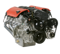 LS6 5.7L 450 HP Turn Key Engine Assembly - Street