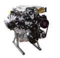 LS2 6.0 680 HP Turn Key Supercharged Engine Assembly - Street