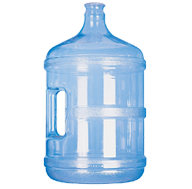 100 * 15L Bottled Water