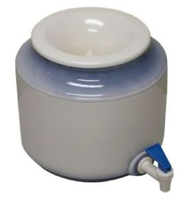 Ceramic Water Dispenser.