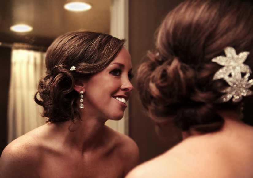 6 Tips For Wearing Wedding Day Hair Extensions