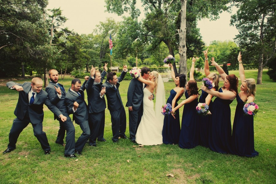 How To Handle Unruly Guests Or Bridal Party Members