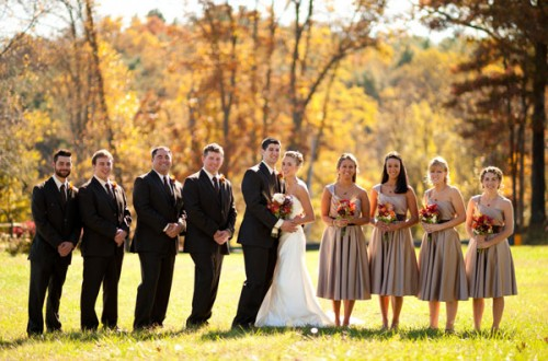 The benefits of having a fall wedding mywedstyle with love style from sandy our editorial staff member extraordinaire photos from fallweddings junglespirit Gallery