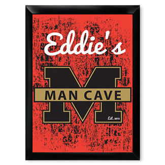 Stadium Man Cave Pub Sign