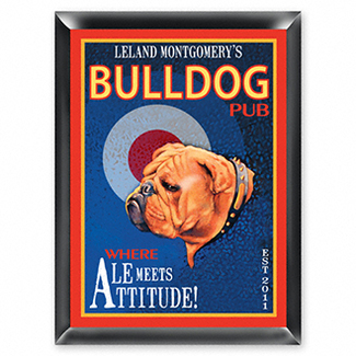 Personalized Ale Pub Sign