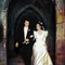 Fairytale Castle Wedding Photo Art