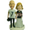 Sports Jerseys Wedding Couple