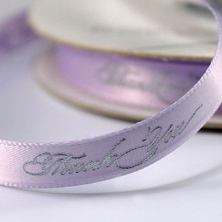 """Thank You"" Ribbon"