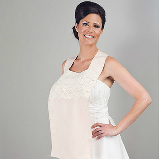Bridal Bib - Couture Peggy