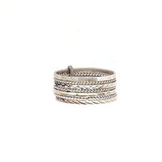 Silver Rings - Stacking