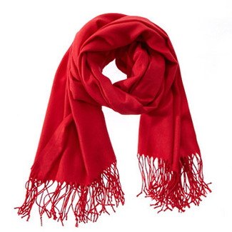 Scarves - Solid Colored Pashmina
