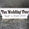 The Wedding Tree Sign
