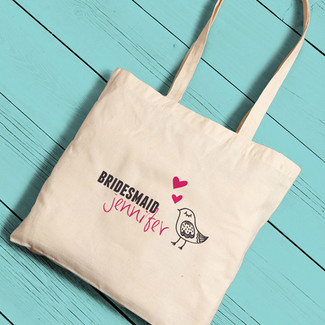 Bridesmaid Bags Perfect Totes