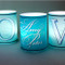 Personalized Votive Wraps
