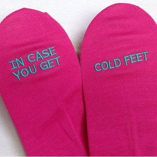 In Case You Get Cold Feet