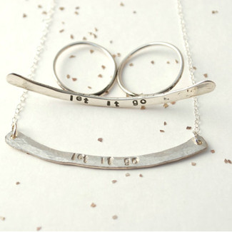 curved bar ring by Make Pie Not War