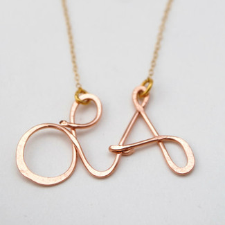 City Love Necklace