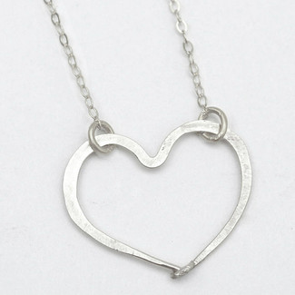 Too Sweet Heart Necklace