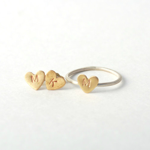 teeny tiny heart set
