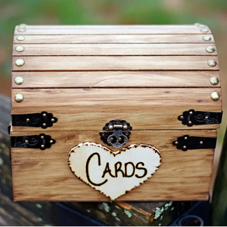 Wedding Advice Box - small