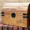 Rustic Wedding Card Box - Extra Large