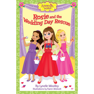 Charming Chapter Book for Flower Girls