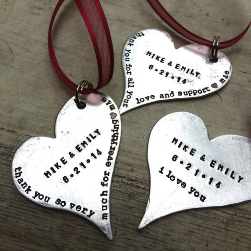 Custom Wedding Ornament Favors