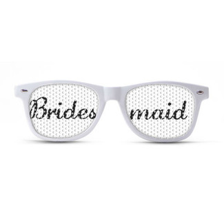 Bridesmaid Wedding Sunglasses
