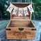 Rustic Wedding Card Box - Large