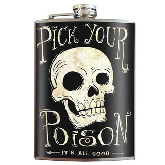 Pick Your Poison - 8 oz. stainless steel