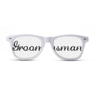 Groomsmen Wedding Sunglasses