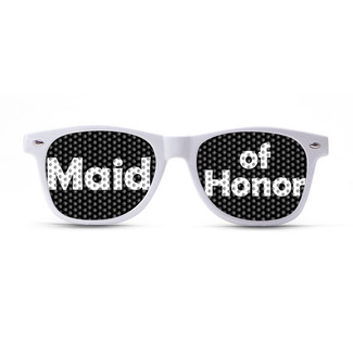 Maid of Honor Bold Sunglasses