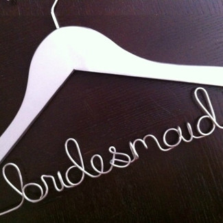 Bridesmaids Wedding Hanger
