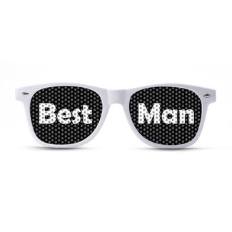 Best Man Bold Sunglasses