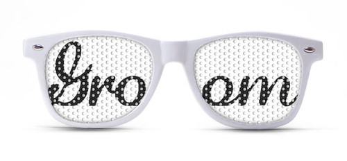 Groom Script Sunglasses