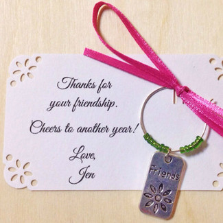 Friendship Charm Favors