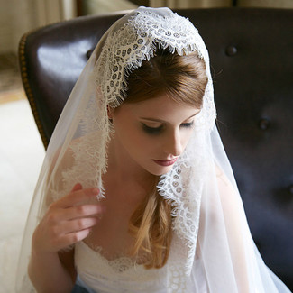 Traditional Wedding Veil