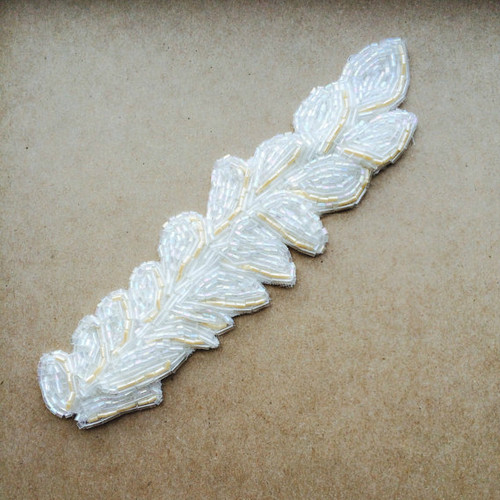 Head Beaded Bridal Headband