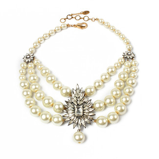 Baronial Evening Necklace