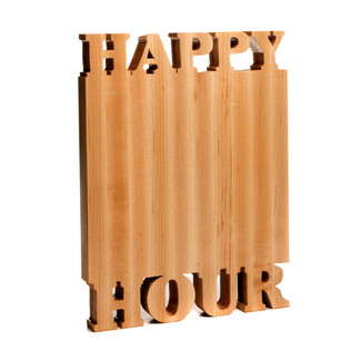 Happy Hour Cutting Board