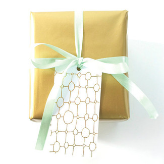 Deco Gift Tags - Set of 15