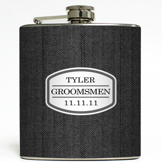 Save the Date Flask