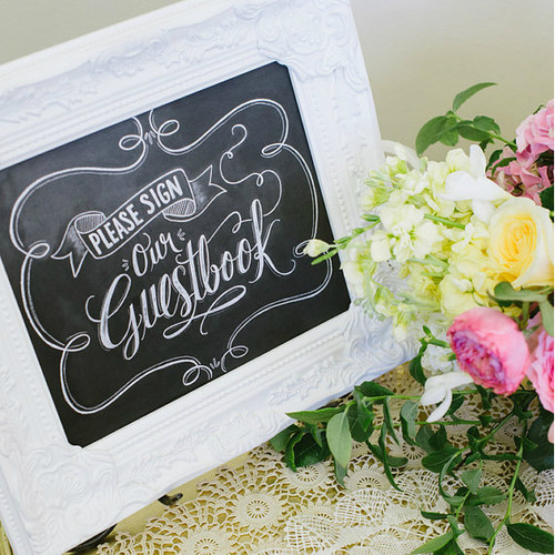 Please Sign Our Guestbook Print