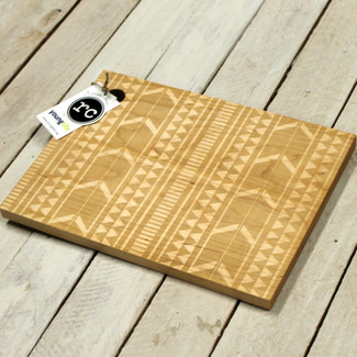 Tribal Pattern Cutting Board