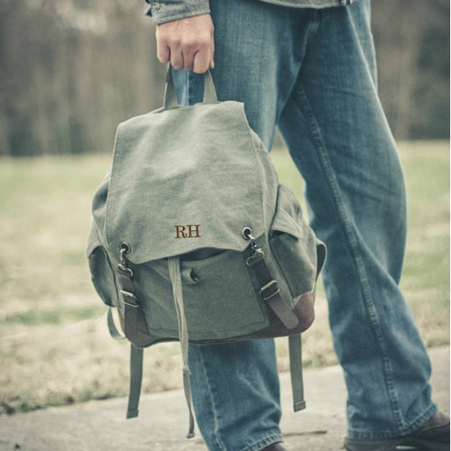 Groomsmen Ruck Sack Bag