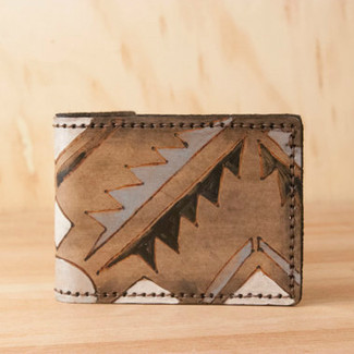 Four Corners Bifold Wallet