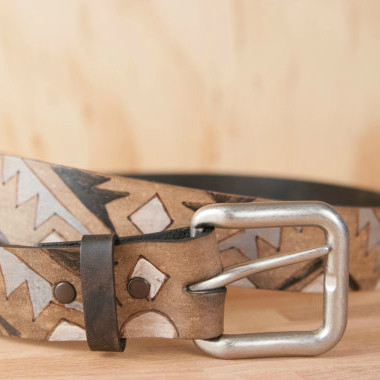 Four Corners Belt
