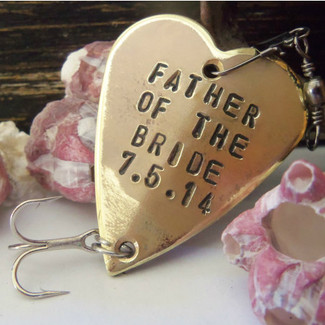Father of the Bride Fishing Lure